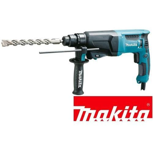 Makita HR2610, częstotoliwość udarów: 4600 udar/min