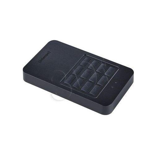 """Dysk zewnętrzny Intenso 1TB Memory Safe czarny 2.5"""" USB 3.0, 6029562"""