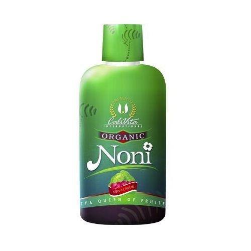 Calivita Organic noni - sok z owoców noni 946 ml organiczny sok z noni firmy