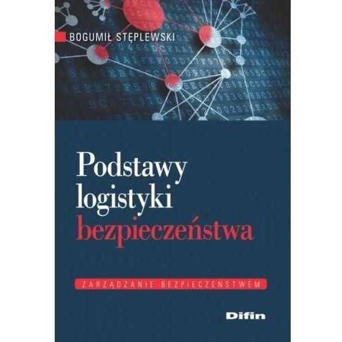 Podstawy logistyki bezpieczeństwa - wyprzedaż wiosenna (2016)