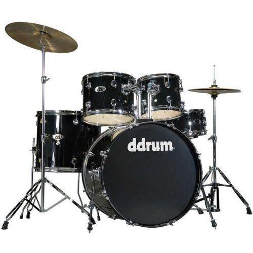 Ddrum d2 midnight black zestaw perkusyjny