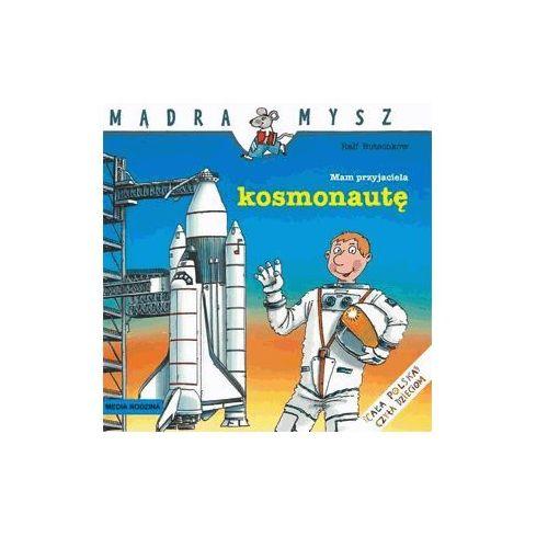 Mam przyjaciela kosmonautę. - Ralf Butschkow