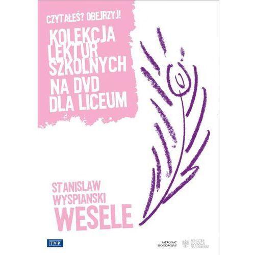 Telewizja polska Wesele. kolekcja lektur szkolnych dla liceum [dvd]