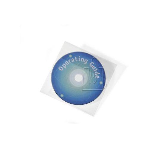 Kieszeń Durable z klapką na płytę CD/DVD 25 sztuk 5245-19