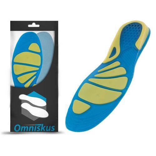 Żelowe wkładki do butów Super Amortyzacja - D031