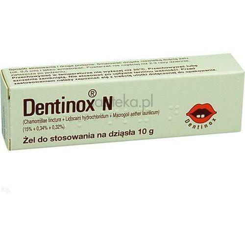 Dentinox N żel 10g
