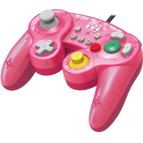Hori Kontroler smach bros gamepad peach do nintendo switch