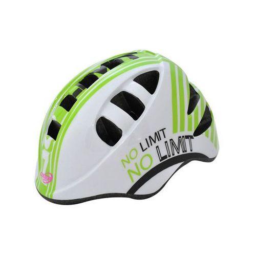 Kask rowerowy Marcel Axer - Zielony/Biały, marki Axer Bike do zakupu w FiveSport.pl