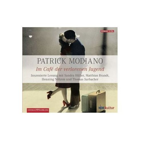 Modiano, patrick Im cafe der verlorenen.. (9783899033656)