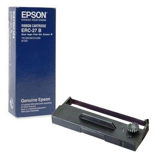 Epson Taśma erc-27 czarna do drukarek igłowych (oryginalna)