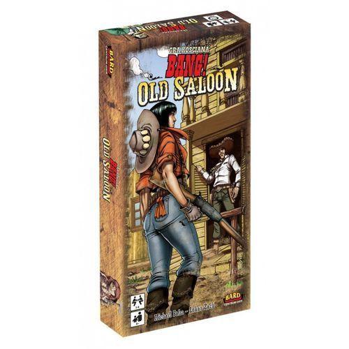 Gra Bang! Old Saloon - gra kościana - DARMOWA DOSTAWA OD 199 ZŁ!!! (5902596985530)