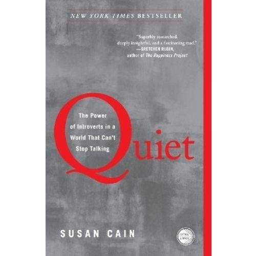Susan Cain - Quiet (9780307352156)