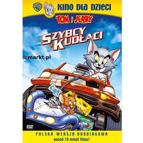 Tom i Jerry, Szybcy i kudłaci (DVD) - Galapagos OD 24,99zł DARMOWA DOSTAWA KIOSK RUCHU (7321909673250)