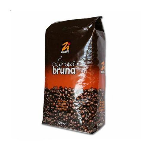Kawa ziarnista linea bruna marki Zicaffe