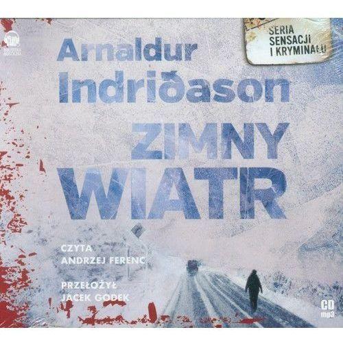 CD MP3 ZIMNY WIATR, oprawa kartonowa