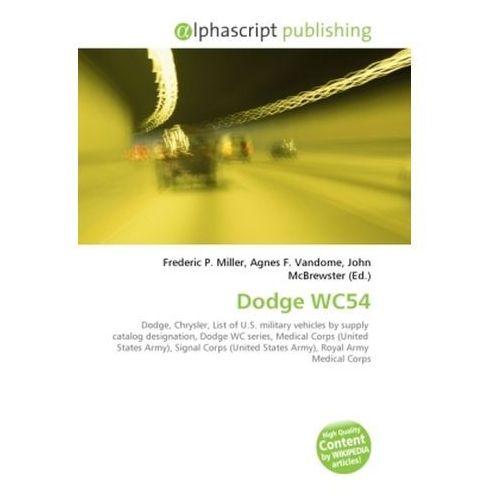 Dodge WC54 (9786130692872)
