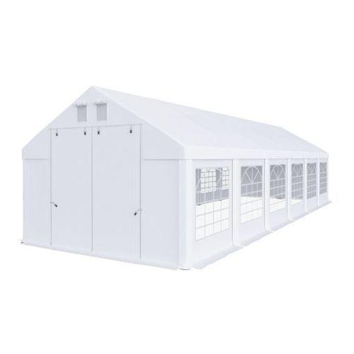 Das Namiot 4x12x2, wzmocniony namiot imprezowy, summer plus/sd 48m2 - 4m x 12m x 2m