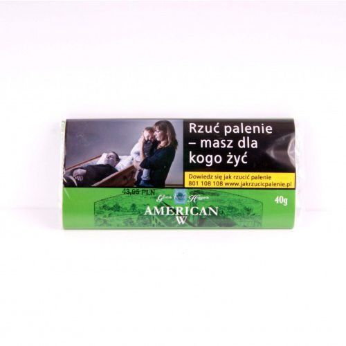 Gawith hoggarth, uk Tytoń fajkowy gawith hoggarth american w 40 g