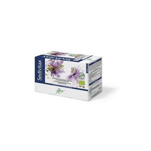 Sedivitax, herbata ziołowa, 20 saszetek - Długi termin ważności! DARMOWA DOSTAWA od 39,99zł do 2kg! (8032472005599)