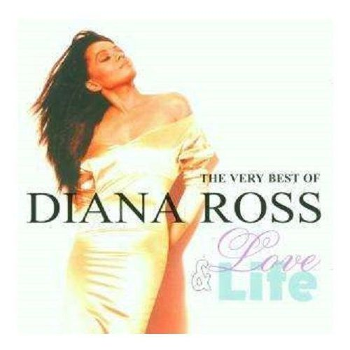 DIANA ROSS - LOVE & LIFE THE VERY BEST OF DIANA ROSS [2CD]