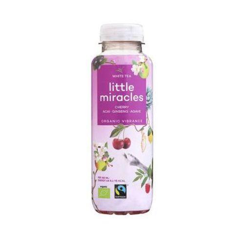 Bio planet Little miracles 330ml biała herbata napój energetyzujący bio
