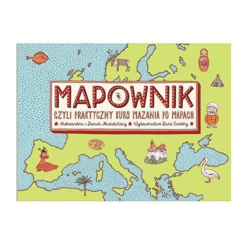 Książka Mapownik (9788364347337)