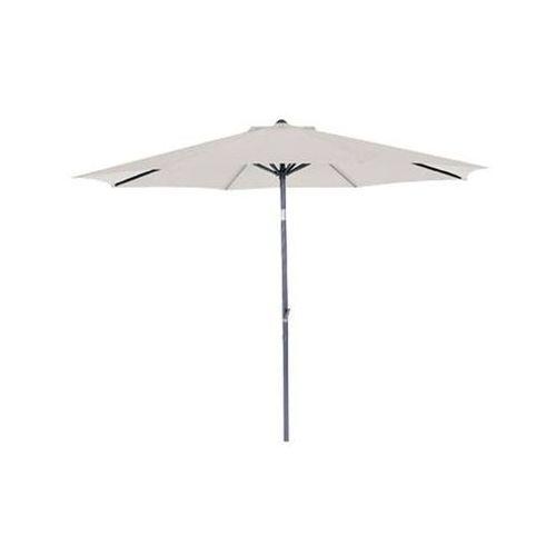 Parasol CALMAR O 300 cm - sand - oferta [154fe802115226dc]
