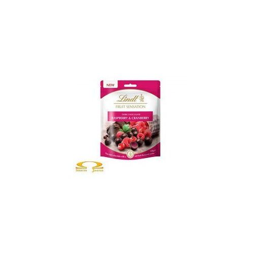 Lindt Czekoladki sensation fruit raspberry & craberry 150g