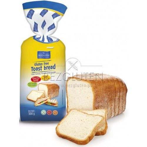Bezgluten Chleb tostowy owy 300g