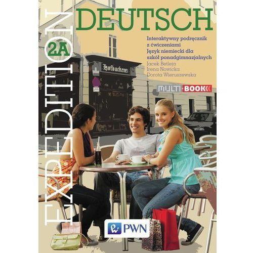 Expedition Deutsch 2A Multibook Interaktywny podręcznik z ćwiczeniami - Wysyłka od 4,99 - porównuj ceny z wysyłką