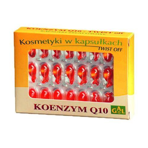 Koenzym Q10 kaps.x 48 na skore(rybki) /Gal (5907501101241)
