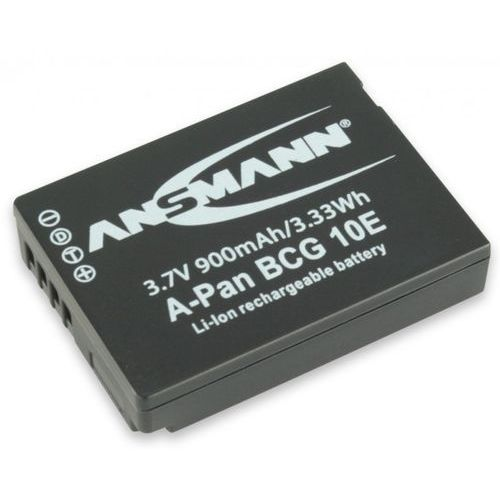 Akumulator ANSMANN do Panasonic A-Pan BCG 10 E (900 mAh) (4013674445936)