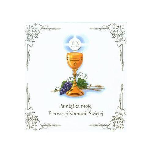 Pamiątka mojej Pierwszej Komunii Świętej (9788376607849)