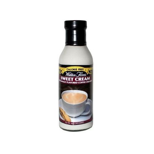 Walden farms coffee creamer sweet cream 360ml