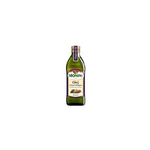 Olej z pestek winogron Monini 500 ml (olej, ocet)