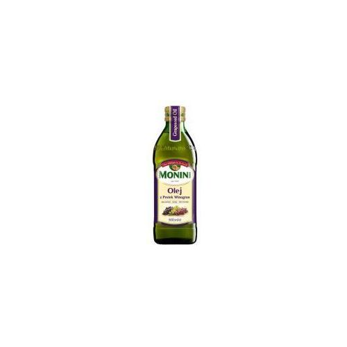 Olej z pestek winogron Monini 500 ml (Oleje, oliwy i octy)