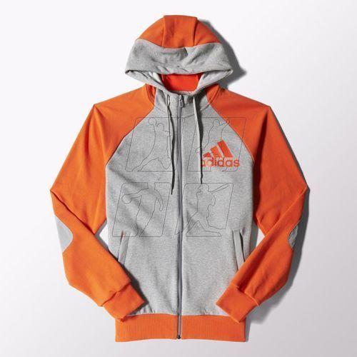 Dres adidas Tracksuit Hooded Jogger M S22113 - produkt z kategorii- dresy męskie komplety