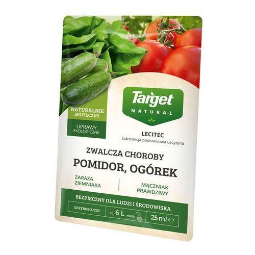 Preparat grzybobójczy Target Lecitec pomidor ogórek 25 ml, EEA130AX