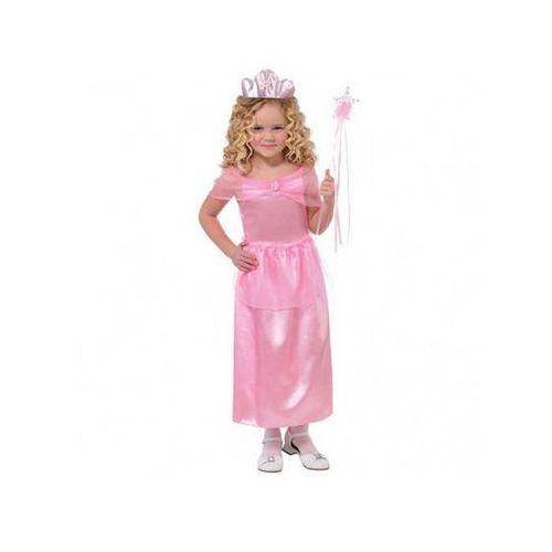 9843b90ce7 Kostium Różowa Księżniczka dla dziewczynki - 5 7 lat (116) 29