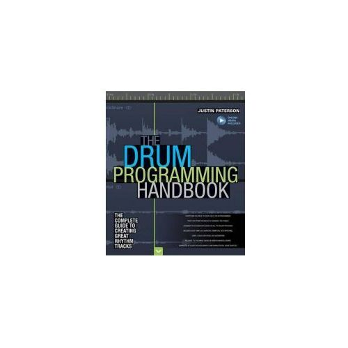 Paterson Justin Drum Programming Hadnbook Complete Guide Bam Bk/Aud, Paterson, Justin