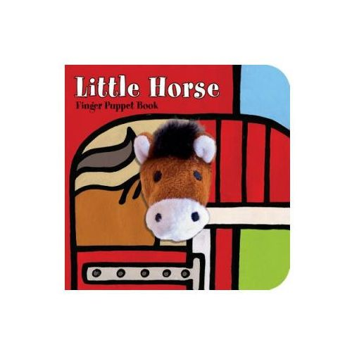 Little Horse: Finger Puppet Book (9781452112497)