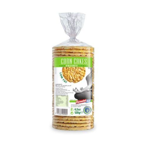 Wafle kukurydziane bio 120g - marki Florentini bio