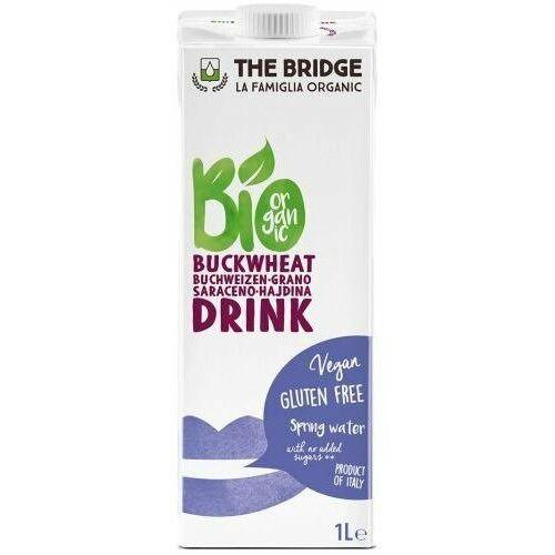 Napój Mleko Gryczano-Ryżowe 1L - The Bridge