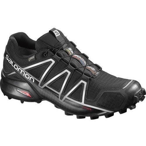 Salomon Speedcross 4 GTX Buty do biegania Mężczyźni szary/czarny UK 11 | EU 46 2019 Buty trailowe (0889645080703)