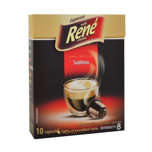 Rene Sublimo Nespresso 10 kapsułek