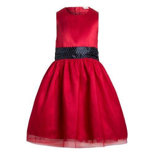 Name it NITPUFINA Sukienka koktajlowa jester red (sukienka dziecięca)