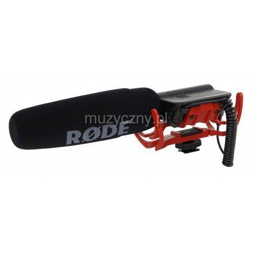 videomic rycote mikrofon do kamery mono, uchwyt elastyczny firmy rycote marki Rode