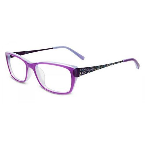 7405c5b1c3 Okulary korekcyjne cv q020 purple marki Converse 411