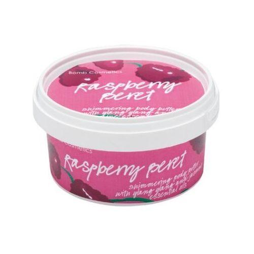 raspberry beret - masło do ciała 210ml marki Bomb cosmetics