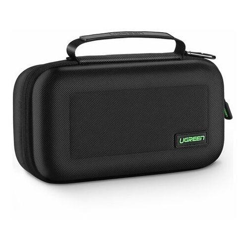 Ugreen etui pudełko na Nintendo Switch i akcesoria L 40,5 x 7,5 x 18,6 cm czarny (50276 LP145) - L (6957303852765)